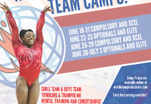 WCC Summer Team Camps