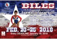 Biles Invitational