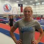 Image of Rachel Anderson at World Champions Centre